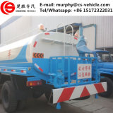 Dongfeng 4X2 5 톤 물 탱크 트럭 물 물뿌리개 트럭