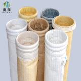 De poliéster/Aramida/acrílico/PPS/PTFE Mangas Filtro de poeira