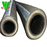 Огнеупорные композитный резиновые стальная проволока спиральный шланг гидравлическим маслом SAE100 R12