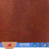 2018 новой моды текстильной ПВХ кожа для диван, колодки и мешок, установить