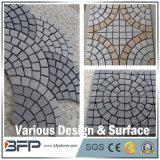 Pietra per lastricati del granito grigio della Cina - pietra ingranata del ciottolo per esterno
