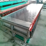Grating van het vierkant-Gat FRP van Customzied plateert Machine 38X38X38mm van de Leverancier van China