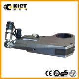 Clé dynamométrique hydraulique creuse en acier adaptable d'hexagone de fournisseur de Kiet de taille chaude professionnelle de vente