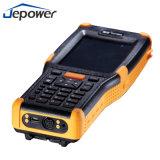 WiFi infrarouge 3G d'IrDA d'IDENTIFICATION RF de code barres du support 1d/2D de la lecture de compteur de Jepower Ht368 PDA