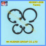 Rondelle à ressort personnalisée avec acier (HS-SW-0002)