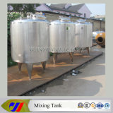 Milch, Juice Electric Heating Jacketed Tank Pasteurizer mit Mixer