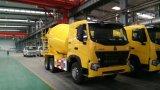 Sinotruck HOWO A7の具体的なミキサーのトラック10cbm容量