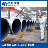 Безшовная стальная труба Smls для высокого боилера давления