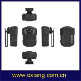 Polizei-Karosserien-Kamera-Polizei-videokarosserie getragene Kamera der Polizei-Karosserien-Kamera-3G/4G