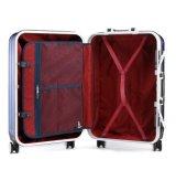 """Insieme di alluminio dei bagagli del carrello del coperchio dei bagagli di corsa del sacchetto di alluminio 20 dei bagagli """""""