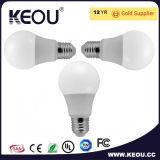 Lumière d'ampoule de base d'E27/B22 5With7With10With12With15W DEL