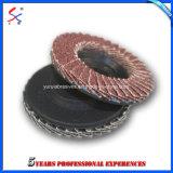 Стабильная производительность 3 дюйма дробь № 24-400 полировка дисков заслонки