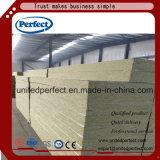 Isolierungs-Materialien Rockwool mit Maschendraht