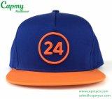 Surtidor del sombrero del Snapback del sombrero de los 5 paneles