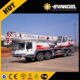 QY70V Zoomlion 70 톤 이동할 수 있는 트럭에 의하여 거치되는 기중기
