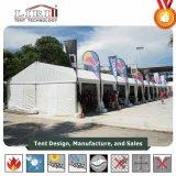Подвижные стальные палатка водонепроницаемая и УФ-в-рамке Палатка для спортивного события