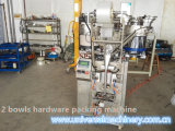 2 Bowls (DXD-80L-2)를 가진 가득 차있는 Automatic Screw Packing Machine