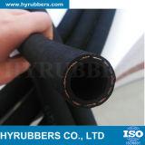 Gewebe-umsponnener hydraulischer Schlauch SAE 100 R3