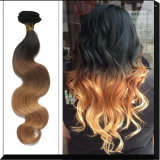 Stock peruana Virign Remy Hair Weft (Onda Natural)
