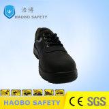 Calzature di sicurezza sul lavoro del cuoio spaccato