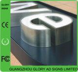 LED-Acrylzeichen-Zeichen, die Schild bekanntmachen