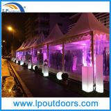 festa nuziale Tent Marquee Gazebo di 5X5m Clear Sides