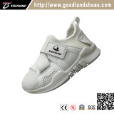Les enfants Sport cuir blanc chaussures occasionnel 20285