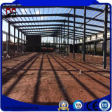 La lumière préfabriqué Structure en acier galvanisé avec haute qualité de l'entrepôt