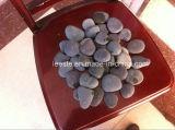 Pietra cinese calda del ciottolo del fiume, pietra del sapone