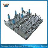 O CNC molde de fundição de moldes de alumínio e aço