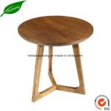 Журнальный стол самомоднейшего магазина кафа таблицы твердой древесины деревянный