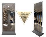 Affichage à cristaux liquides d'écran tactile de 42 pouces annonçant l'étalage magique de miroir avec Photobooth