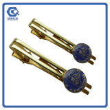 Clip de lazo caliente del metal de la venta con insignia de encargo