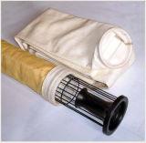Planta de cemento acrílico del colector de polvo bolsas filtrantes