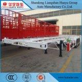 3 de Semi Aanhangwagen van de Container van het Skelet van de as 40FT/20FT met Lage Prijs