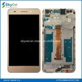 Écran LCD de téléphone mobile pour l'Assemblée compacte d'écran tactile LCD de Huawei Y6 II