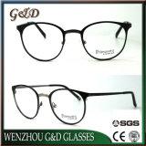 Klassische Entwurfs-Großverkauf-Aktien-Metalbrille-optischer Rahmen Eyewear