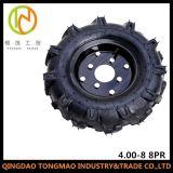 Die hoch entwickelte Landwirtschaft ermüdet 4.00-8 4.00-14 Bauernhof-Traktor-und Werkzeug-Reifen für landwirtschaftliche Maschine