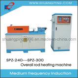 Máquina de aquecimento de haste geral de frequência média (SPZ-15 a SPZ-300)