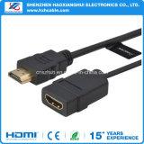 Qualität und Hochgeschwindigkeits-Extension des HDMI Kabel-M/F, 6FT