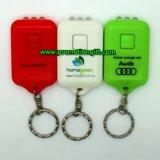Luz de LED de promoção Mini Chaveiro Solar