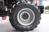 180HPトラクターの車輪のトラクターの農場トラクター4X4の車輪駆動機構の1804年のトラクター