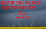 Megatro 330kv 3A3-Zm2 Sc-Tangente-Übertragungs-Aufsatz