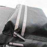 男の子のための防水黒いバックパック