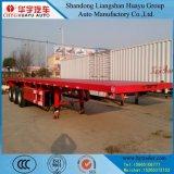semirimorchio a base piatta del carico utile 30ton/40ton/50ton/60ton da vendere