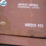 Placa de grande resistência de Hardoxs 400 com espessura de 16mm