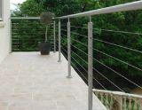 Openlucht Hoogste Kwaliteit 316 het Traliewerk van de Kabel van het Roestvrij staal