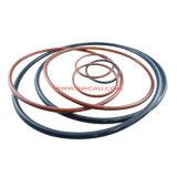 Cor de tamanho personalizado diversos materiais de borracha de vedação da válvula de ar / Água Anéis O