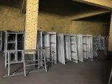 Bewegliches Feld-Baugerüst-System für Aufbau (mit Fußrollenrad)