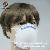 Media máscara de polvo de la cara N95 de la contaminación atmosférica de la seguridad de encargo disponible de la protección